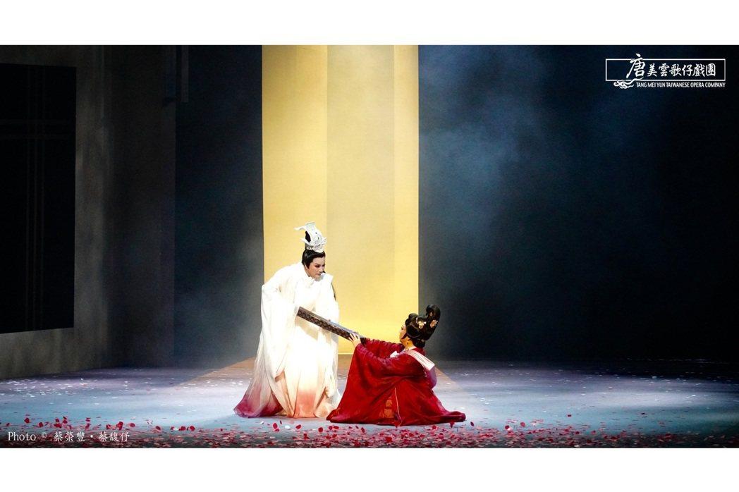 唐美雲歌仔戲團入圍6項傳藝金曲獎,成為滿貫王。圖/唐美雲歌仔戲團提供