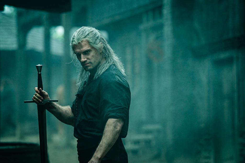 亨利卡維爾主演「獵魔士」是Netflix最夯影集之一。圖/Netflix提供