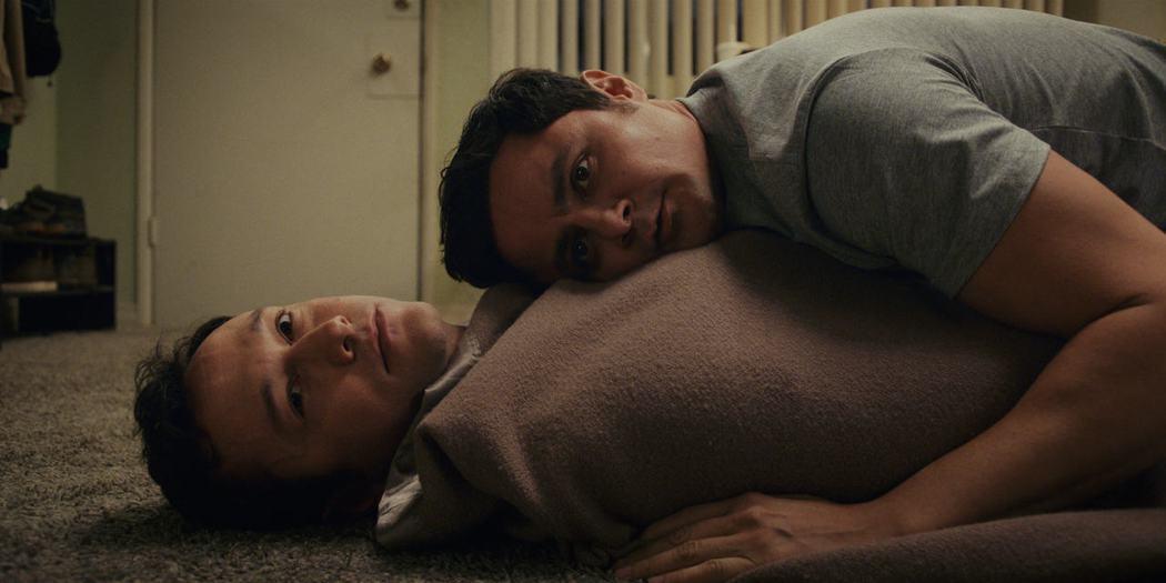 喬瑟夫高登李維在「柯曼老師」演出懷才不遇的中年男子。圖/APPLE TV+提供