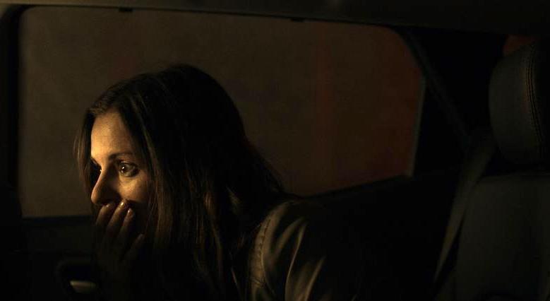 「陰森」講述半夜搭車的恐怖奇遇。圖/myVideo提供
