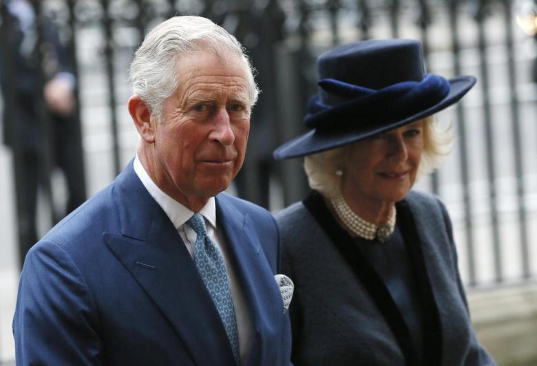 查爾斯王子雖與卡蜜拉已結婚多年,仍然無法讓英國人民徹底接受。(路透資料照片)