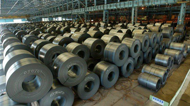 法人指出,鋼品需求持續暢旺,中鋼下半年獲利表現可期。(本報系資料庫)