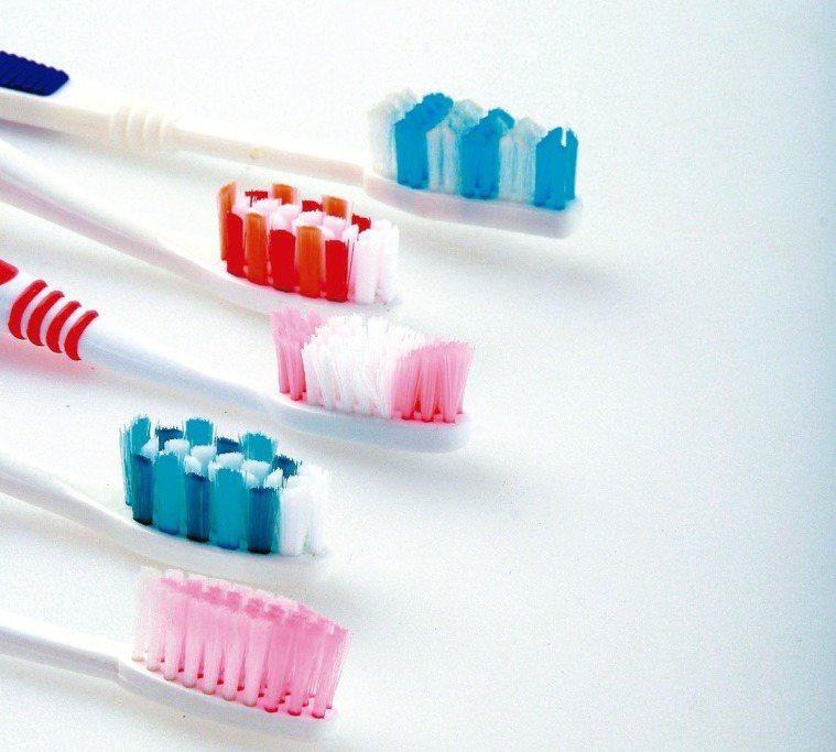 好好認真刷牙,也是預防中風的方式之一。本報資料照片