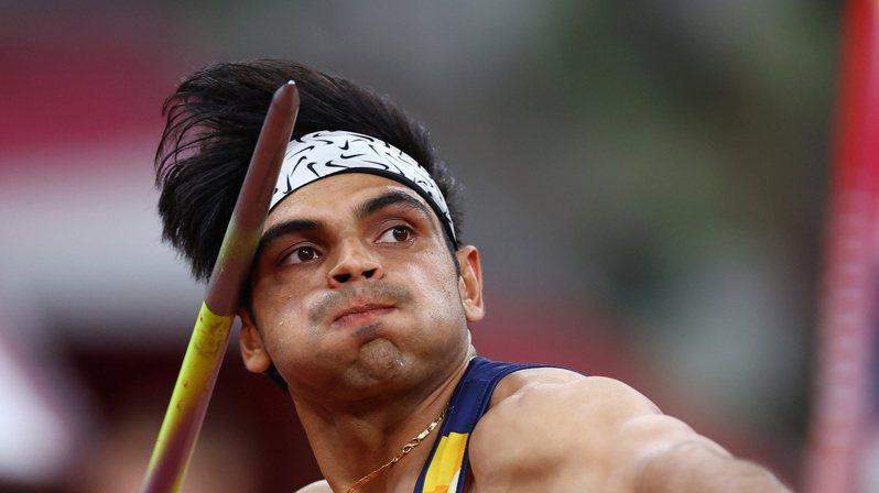 東京奧運田徑男子標槍決賽在今天登場,印度邱普拉(Neeraj Chopra)靠著第二擲的87公尺58摘下金牌,拿下印度史上第一面奧運田徑金牌。 路透