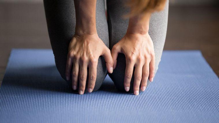 主要針對腹部、臀部以及腿部加強訓練,不跑不跳一樣可以燃燒下半身脂肪。圖/Canv...