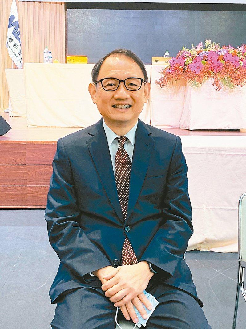 華新麗華董事長焦佑倫。 本報系資料庫