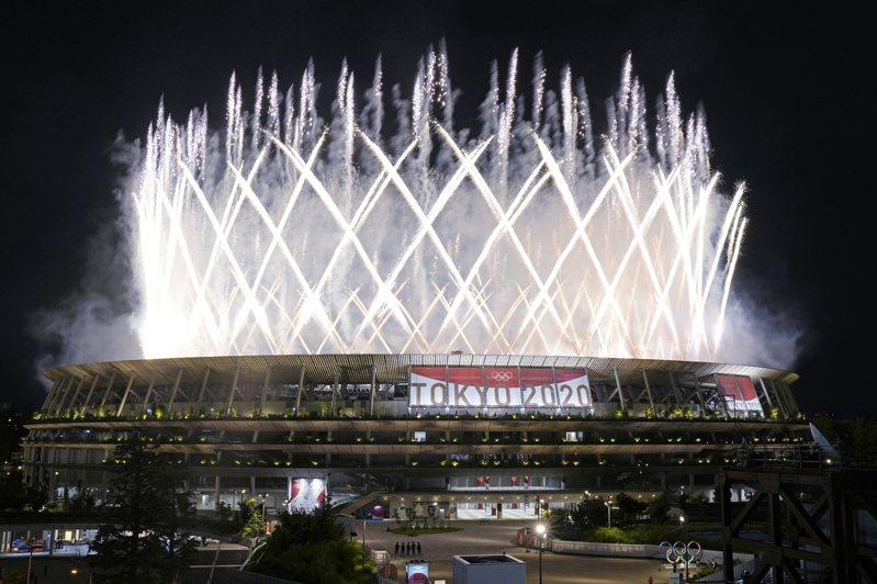 東奧官方宣稱,舉辦2020奧運的成本為154億美元,在牛津大學的研究中名列史上最貴奧運。   (美聯社)