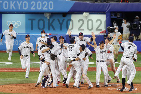 棒球/等了29年 日本首摘金