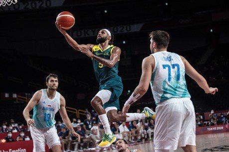 籃球/率澳洲奪銅寫最佳成績 米爾斯:等這一刻好久了