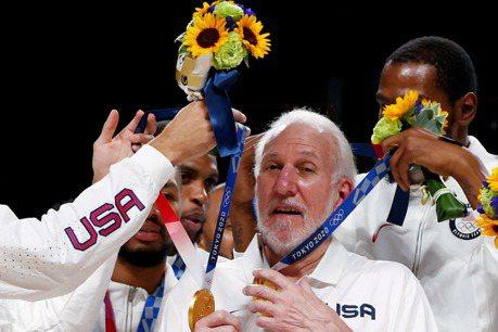 籃球/迎來奧運甜美救贖 波總:責任最重一次