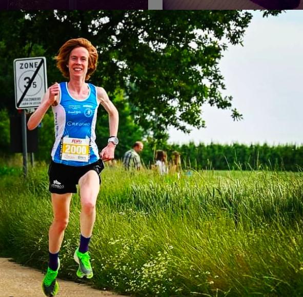 比利時的女選手歌莉臣(Mieke Gorissen)本身是一位物理及數學老師,3