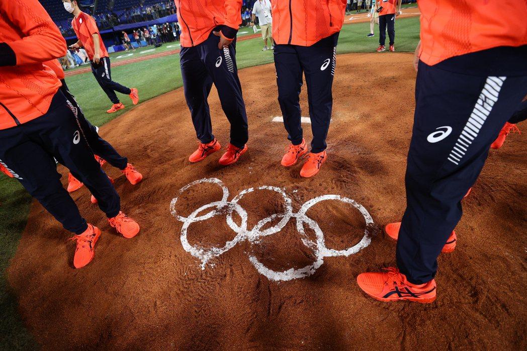 高度職業化的棒球不太符合奧運既有「競技的公平性與和平性」精神,未來棒球出現在奧運項目只能說愈來愈渺茫。 圖/路透社