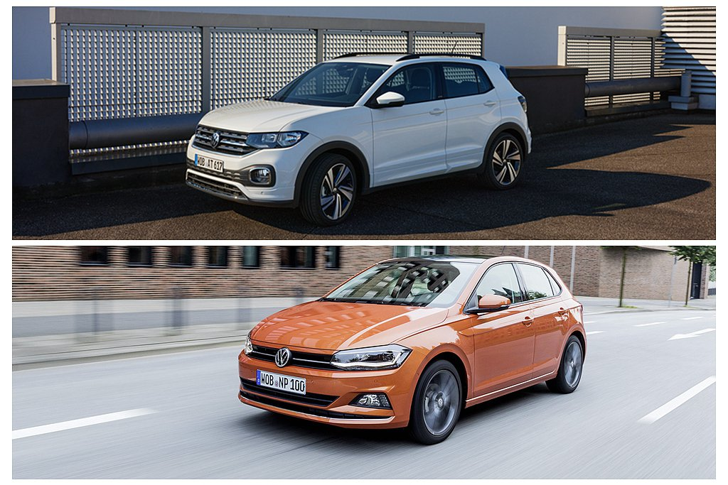 台灣福斯汽車針對Polo、T-Cross指定車型延續「大好升級方案」五重優惠內容...