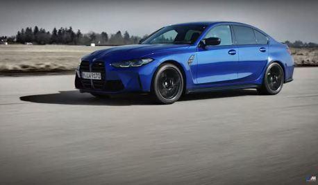 影/手排版本的BMW M3也有Launch Control功能?