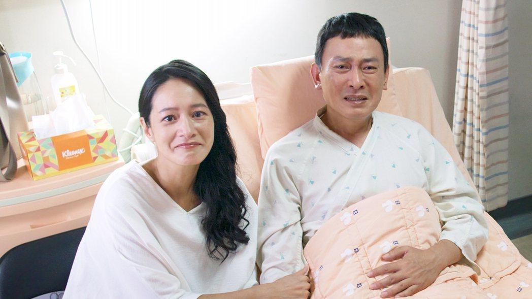 王識賢、Janet演出「神之鄉」。圖/東森、映畫提供