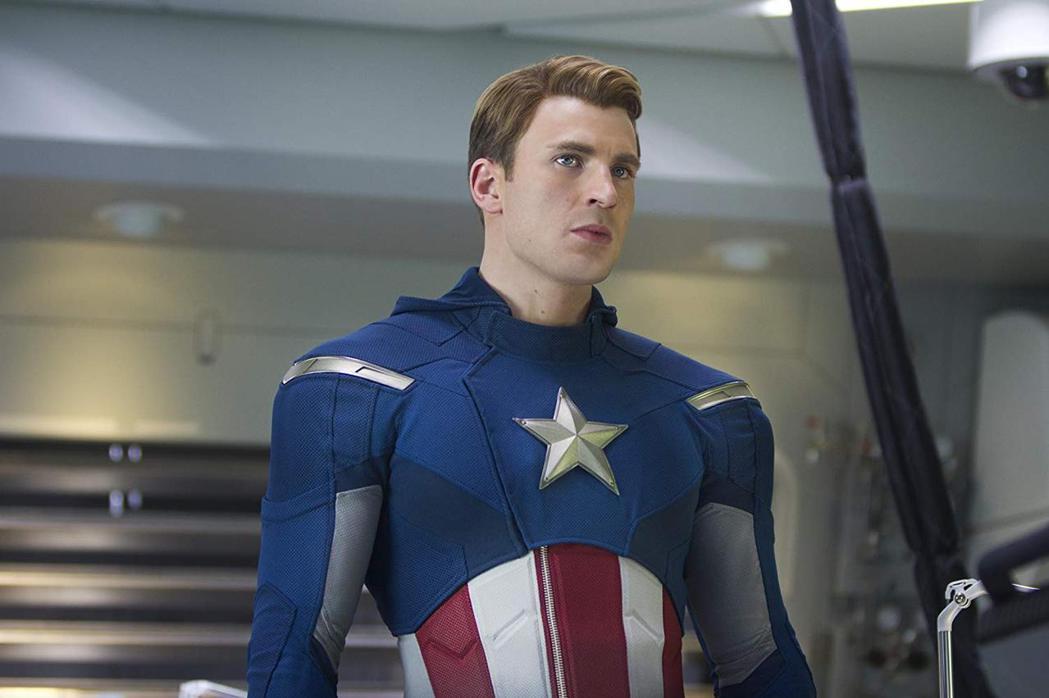 「美國隊長」史蒂夫羅傑斯被很多粉絲懷疑是處男。圖/摘自imdb