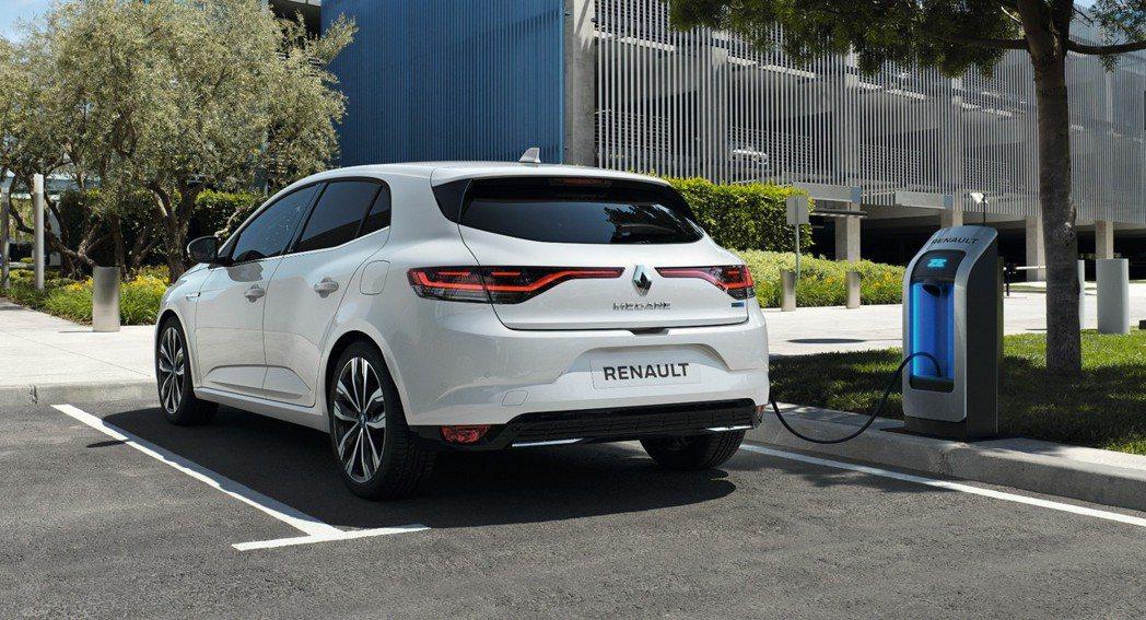 Renault與吉利汽車合作 成為中國市場Hybrid汽車合作夥伴。 摘自Ren...