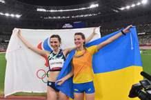 因與俄羅斯運動員擁抱 烏克蘭女運動員被國防部召見