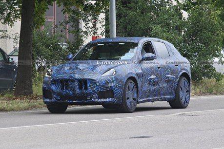 瞄準保時捷Macan 全新Maserati Grecale確認11月正式亮相!
