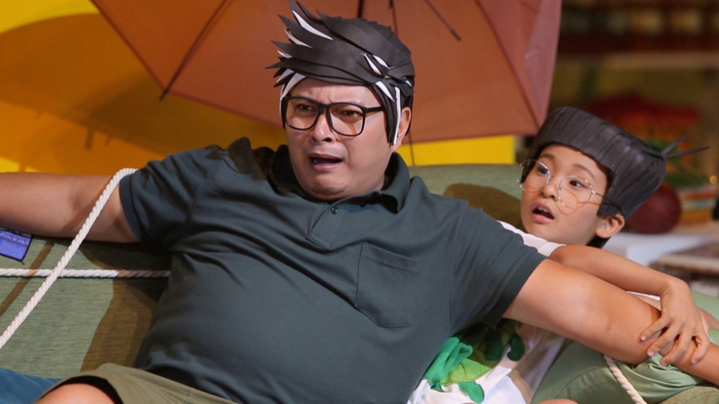 劇場版「小兒子阿甯咕」升級電視版,將在東森幼幼台播出。圖/夢田提供