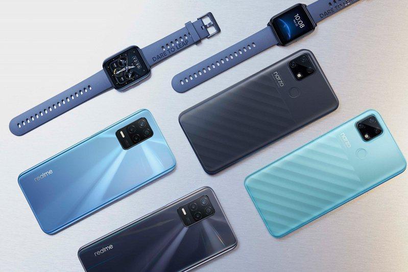 全球成長最快智慧型手機品牌realme於今正式宣布全球智慧型手機銷量達1 億台里程碑。realme提供
