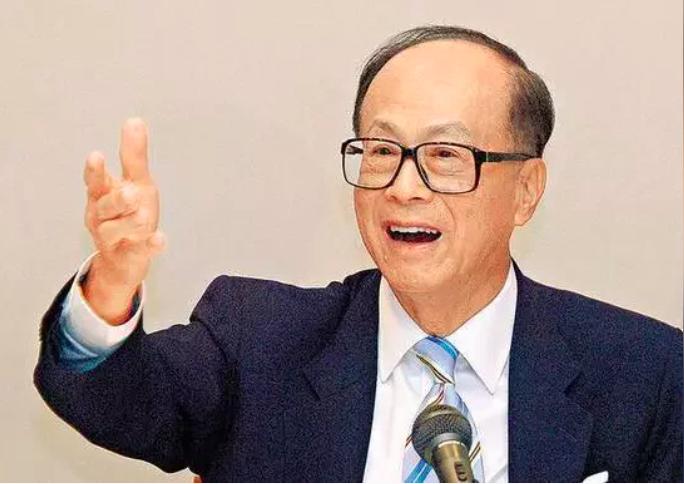 香港富豪、長和系創辦人李嘉誠。照片/新浪網