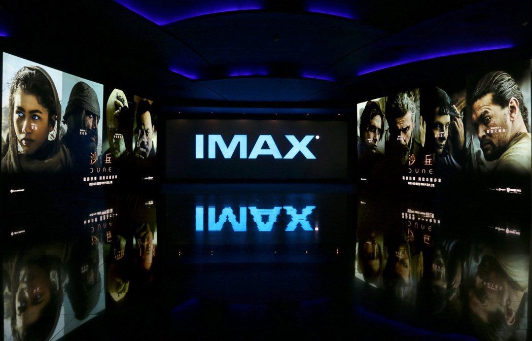 「沙丘」日前釋出IMAX片段。圖/華納兄弟提供