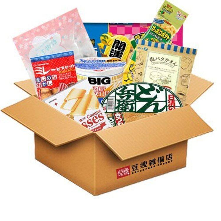 拜拜進口零食小資福箱,原價1,166元、Yahoo奇摩拍賣7.6折特價888元。...