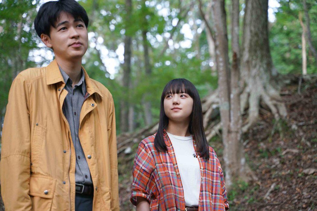 成田凌、清原果耶合作「老師!你會不會談戀愛」,為了愛情向前衝。圖/天馬行空提供