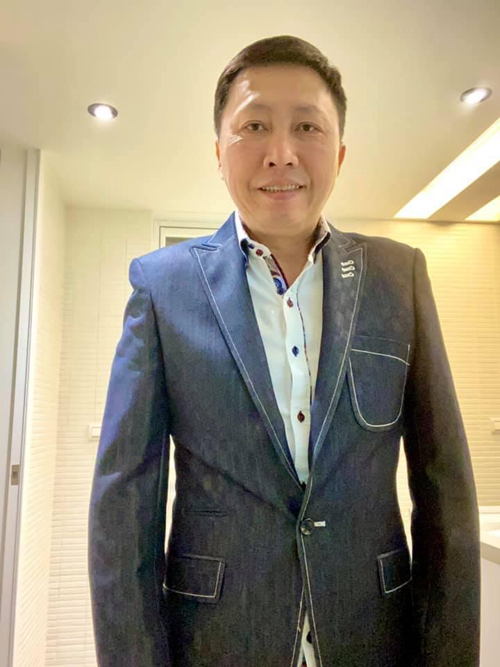 趙正平今天錄影兼直播。圖/摘自臉書