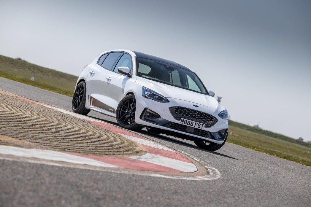 英國Mountune改裝廠,採用了新的m365升級方案,讓Ford Focus的...
