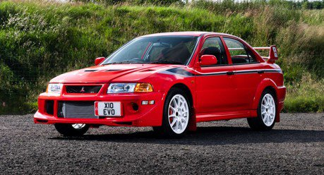 這輛Mitsubishi Lancer Evo VI居然能以565萬售出!到底是什麼來頭?