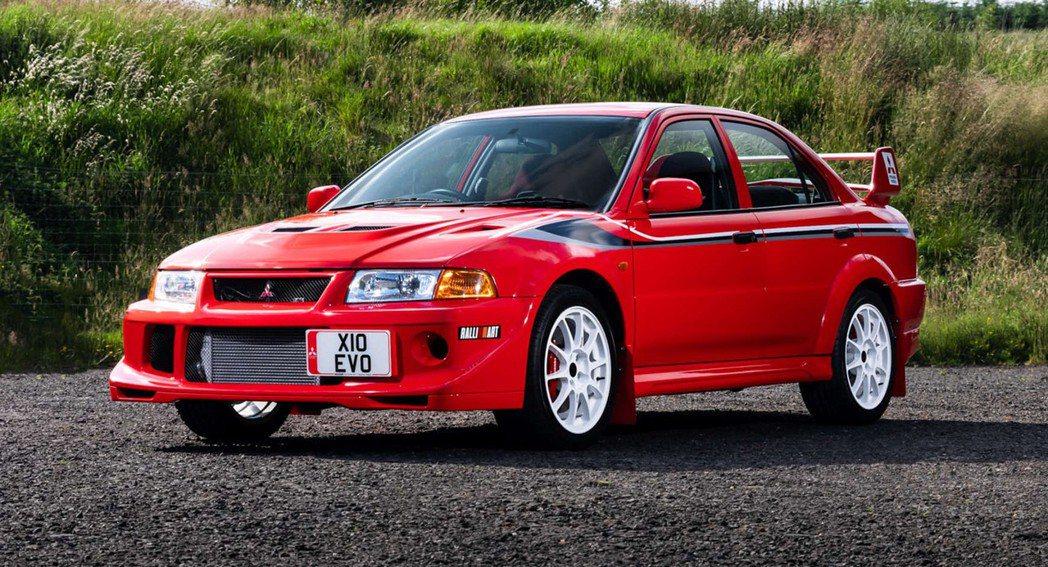 Mitsubishi Lancer Evolution VI Tommi Mak...