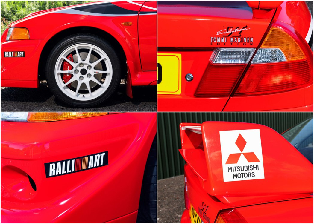 白色17吋Enkei鋁圈以及賽車條紋貼膜的特殊顏色套件。 摘自Carscoops