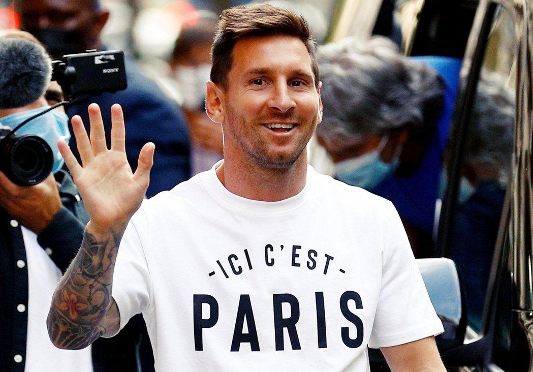 法國足球稅率最高可達49%,加上簽字費、各種獎金與其他津貼,PSG在梅西身上的投...