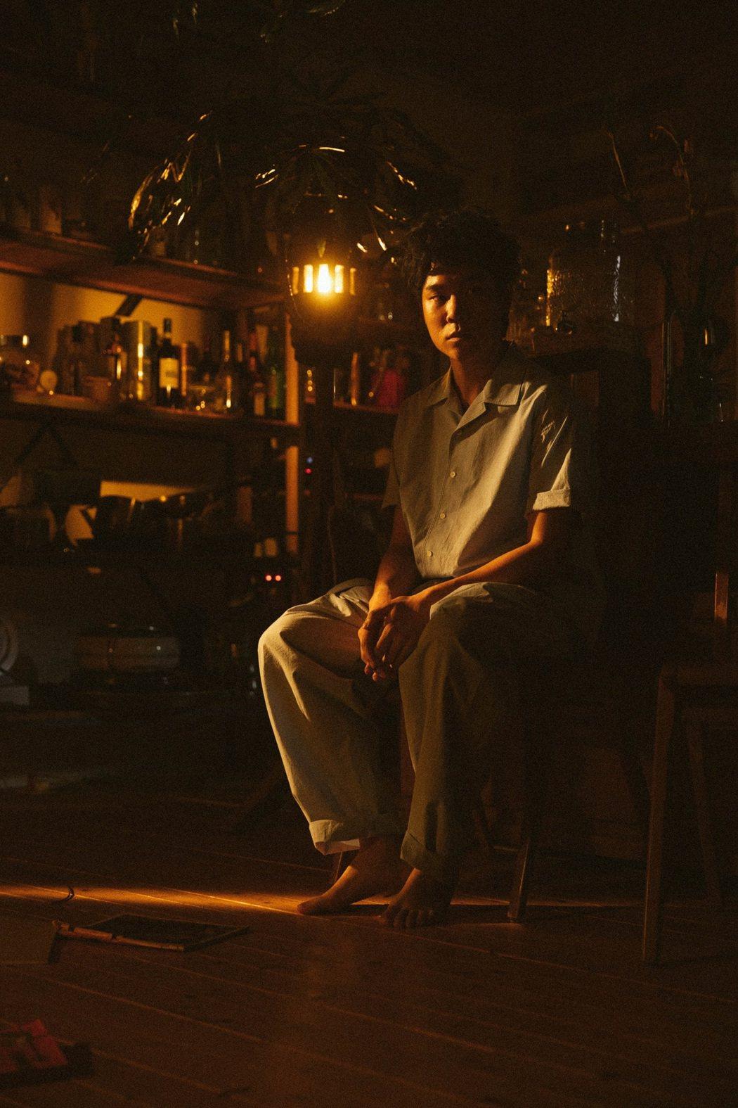 蔡明仁釋出新歌「一切都會過去的」。圖/ 一切好音樂工作室提供