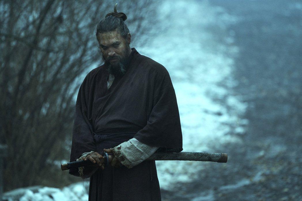 傑森摩莫亞即將帶來「末日光明」第2季。圖/APPLE TV+提供
