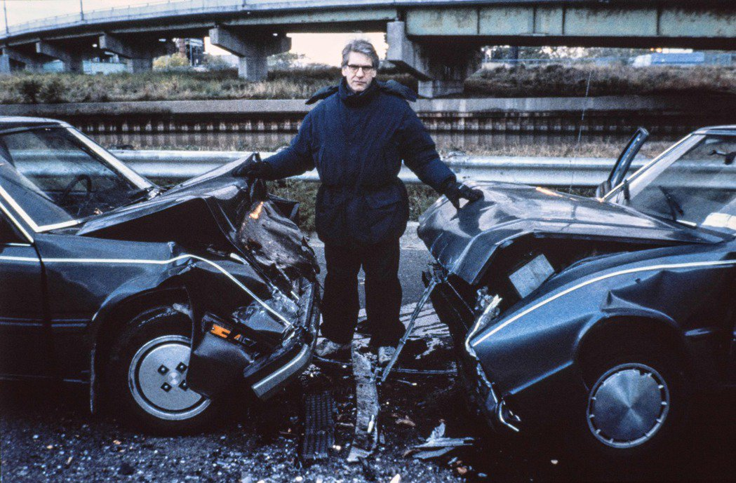大衛柯能堡「超速性追緝」是經典異色電影。圖/甲上提供