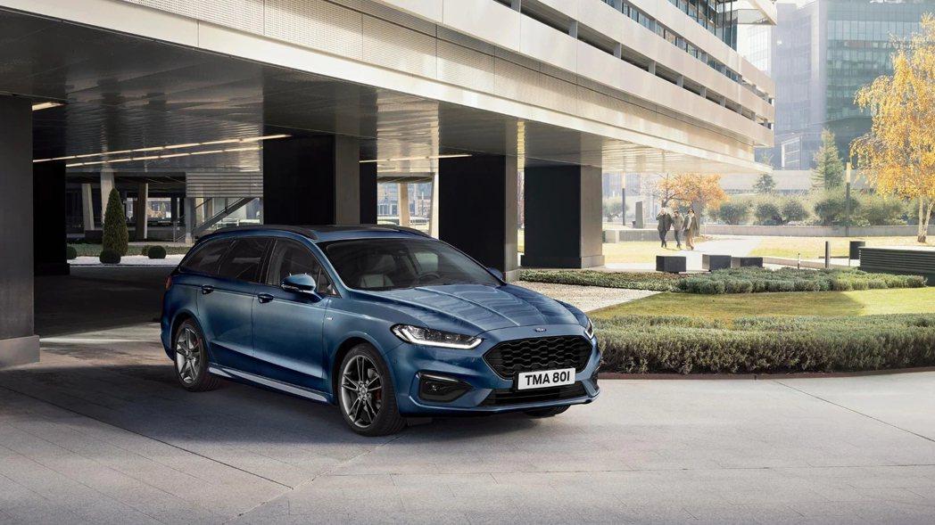Ford Mondeo Wagon ST-Line將導入台灣市場。 摘自Ford