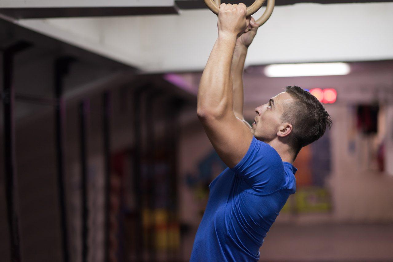 運動跟健身目的都是為了自己,不是「秀給別人看」。 示意圖/ingimage 提供