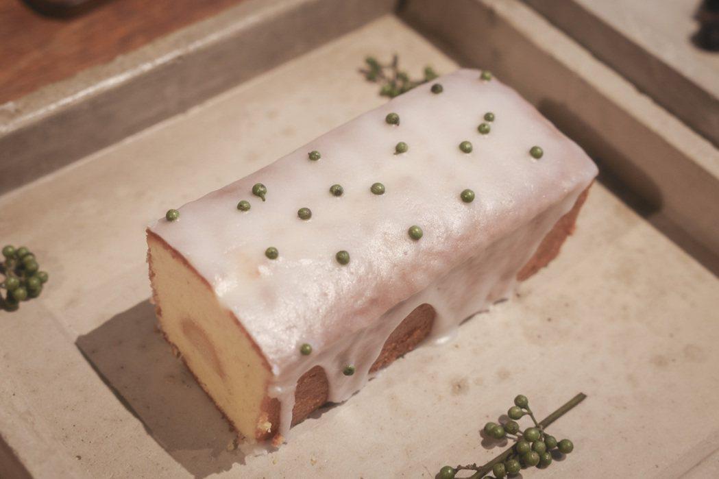 馬告蛋糕。記者王聰賢/攝影