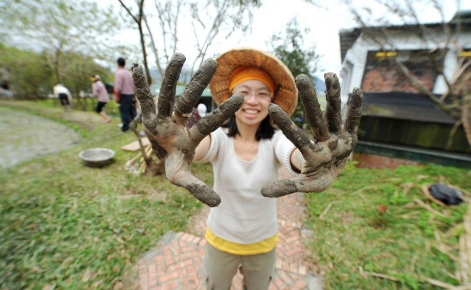 金欣儀,一位提倡友善環境種植法的夢想者 圖/104職場力