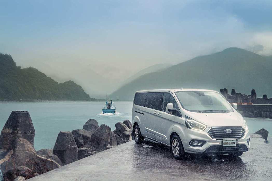 Ford Tourneo Custom福特旅行家提供豪華、舒適的乘坐體驗,帶領旅...