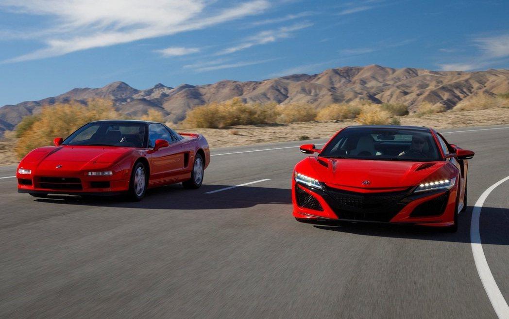 摘自Honda、Acura
