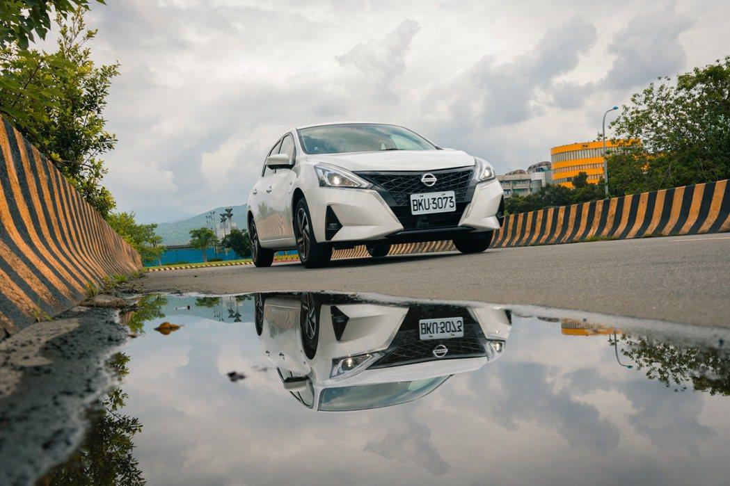 Nissan TIIDA J擁有輕快的駕馭感受,油耗表現更是符合小資族期待。 記...