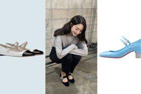 讓申敏兒美到自己害羞笑 「瑪莉珍鞋」喚起你的少女心