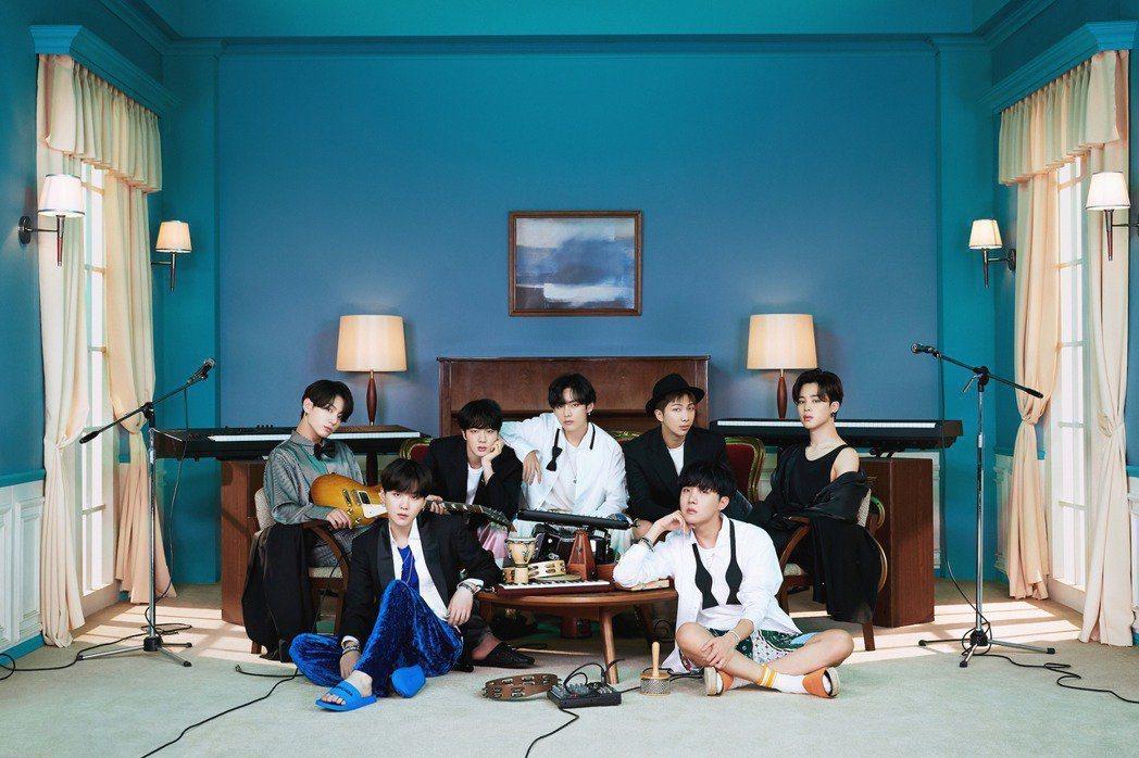 防彈少年團再創佳績,新曲「Dynamite」入圍MTV音樂錄影帶大獎年度歌曲獎。