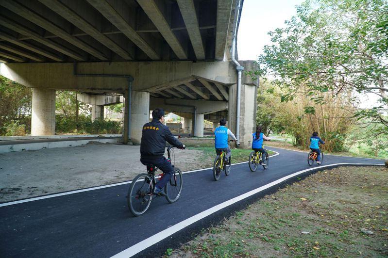 新竹縣規畫公共自行車,最快明年開始建置。圖/新竹縣政府提供