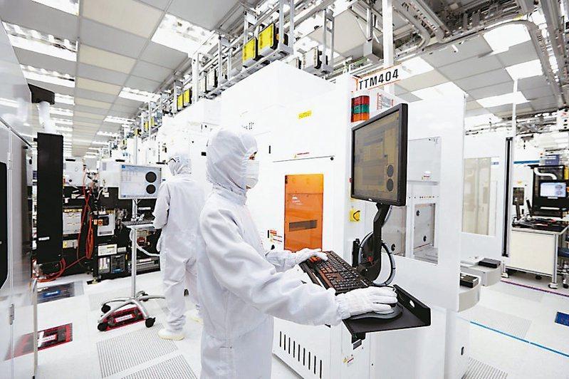 SK海力士的DRAM工廠。(網路照片)