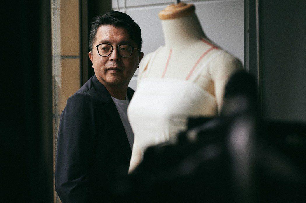 FYNE創辦人王志仁。  圖/陳冠凱攝影